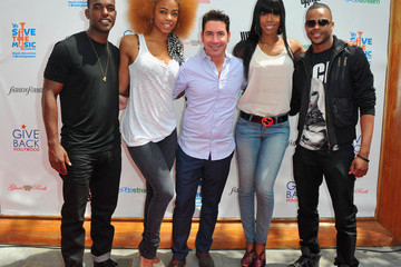 Chris Grant Give Back Hollywood Foundation's Benefit For The VH1 Save The Music Foundation