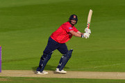 Essex batsman Jesse Ryder in action during the Royal London One-Day cup match between Glamorgan and Essex at SWALEC Stadium on July 31, 2015 in Cardiff, Wales.