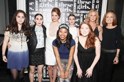 Glamour Presents 'These Girls' in NYC