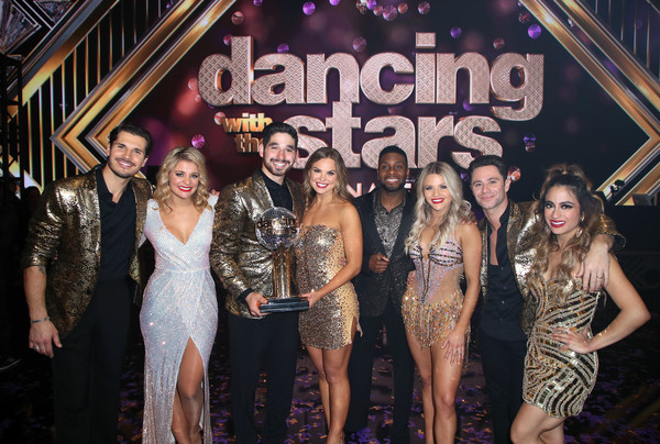 'Dancing With The Stars' Season 28 Finale - November 25, 2019 - Arrivals