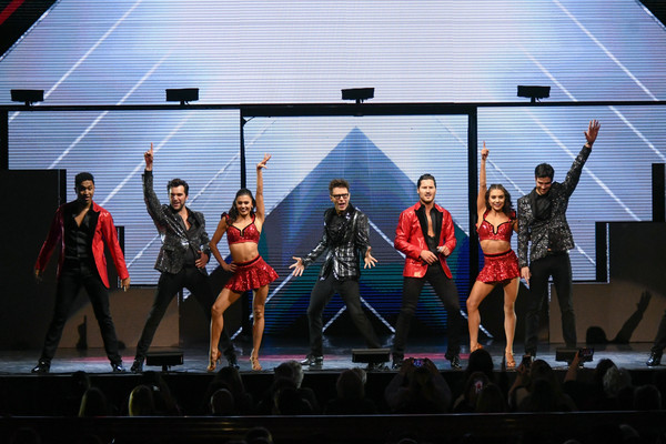 'Dancing With The Stars: Live! A Night To Remember' - New York, New York