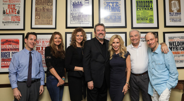 Jimmy Webb Poets and Prophets Session [jimmy webb poets and prophets session,kim campbell,matraca berg,curator,michael gray,jimmy webb,glen campbell,laura savini,l-r,social group,event,team,country music hall of fame]