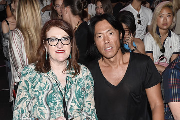Glenda Bailey Vera Wang Collection - Front Row - September 2016 - New York Fashion Week: The Shows