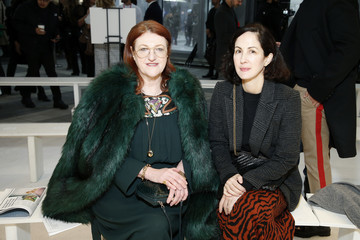 Glenda Bailey Carolina Herrera - Front Row - February 2020 - New York Fashion Week
