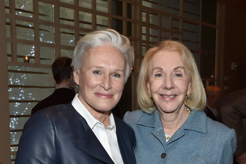 Glenn Close AARP's Movies for Grownups Luncheon Honoring Michael Douglas