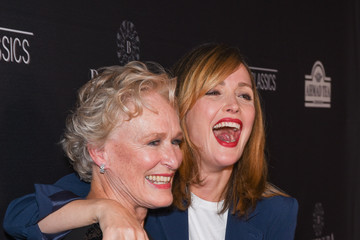 Glenn Close Rose Byrne Sony Pictures Classics' Los Angeles Premiere Of 'The Wife' - Red Carpet