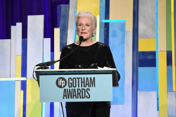 Glenn Close 25th Annual Gotham Independent Film Awards - Inside