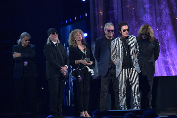 Glenn Hughes 31st Annual Rock and Roll Hall of Fame Induction Ceremony - Show
