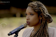 In this screengrab Jennifer Hudson performs during the Global Goal: Unite For Our Future - Summit & Concert on June 27, 2020 in UNSPECIFIED, United States.