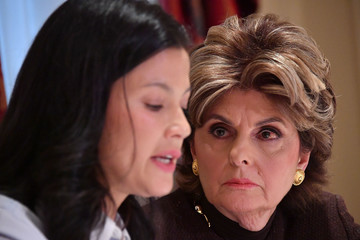 Gloria Allred Gloria Allred Holds Press Conference With New Alleged Victim of Harvey Weinstein