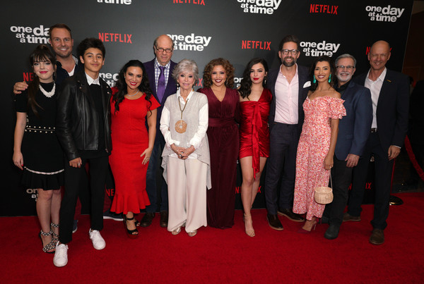 """Premiere Of Netflix's """"One Day At A Time"""" Season 3 - Red Carpet"""