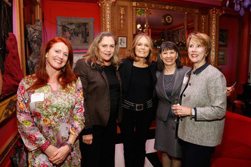 Gloria Feldt Women in Media Awards Kick Off Party