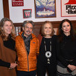 Gloria Steinem Pizza Hut x Legion M Lounge Park City, Utah