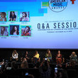 Gloria Trevi Telemundo And The Los Angeles Film School Host Panel With Aracely Arambula, Becky G, Gloria Trevi, Leslie Grace, And Roselyn Sanchez