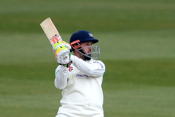 Phil Mustard Gloucestershire v Durham - Specsavers County Championship Division Two