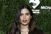 Sara Sampaio attends God's Love We Deliver 13th Annual Golden Heart Awards celebration at Cipriani South Street on October 21, 2019 in New York City.