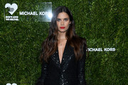 Sara Sampaio attends God's Love We Deliver, Golden Heart Awards on October 21, 2019 in New York City.