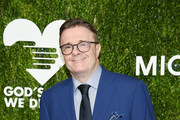 Nathan Lane attends God's Love We Deliver, Golden Heart Awards at Spring Studios on October 16, 2018 in New York City.