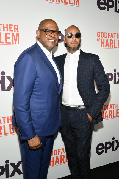 'Godfather Of Harlem' New York Screening