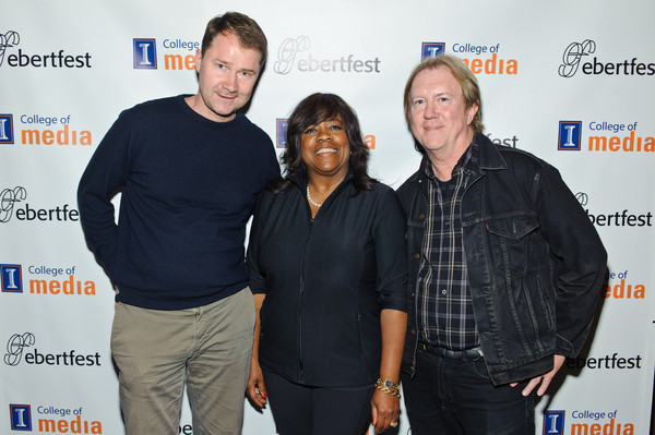 EBERTFEST 2015 - 'MOVING MIDWAY' Screening - Arrivals