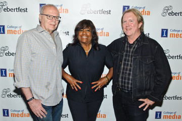 Godfrey Cheshire EBERTFEST 2015 - 'MOVING MIDWAY' Screening - Arrivals