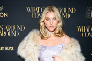 Elsa Hosk attends the What Goes Around Comes Around Madison Avenue Flagship Opening Celebration with Pernod Ricard on February 08, 2019 in New York City.