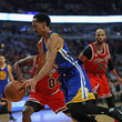 Aaron Brooks and Shaun Livingston Photos - 1 of 5