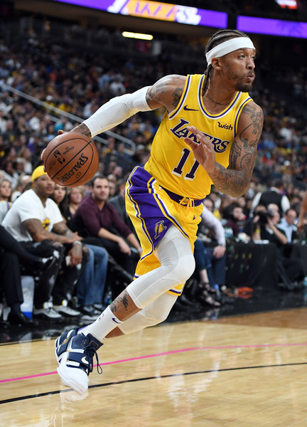 3471b9a83 Los Angeles Lakers. Golden State Warriors vs. Los Angeles Lakers. In This  Photo  Michael Beasley