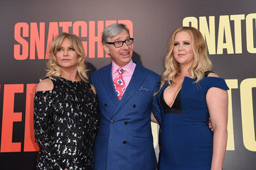 Goldie Hawn Amy Schumer Premiere of 20th Century Fox's 'Snatched' - Red Carpet