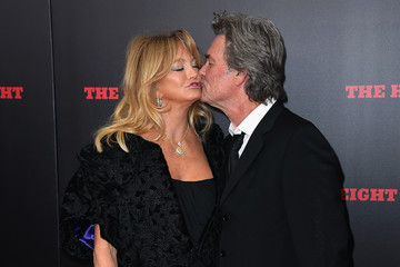 Goldie Hawn The New York Premiere of 'The Hateful Eight'
