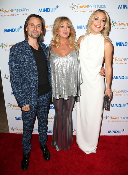 "Goldie Hawn's Inaugural ""Love In For Kids"" Benefiting The Hawn Foundation's MindUp Program - Arrivals"