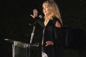 Goldie Hawn Russell Simmons' Rush Philanthropic Arts Foundation's Inaugural Art for Life Los Angeles
