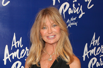 Goldie Hawn 'An American In Paris' Broadway Opening Night - Arrivals & Curtain Call
