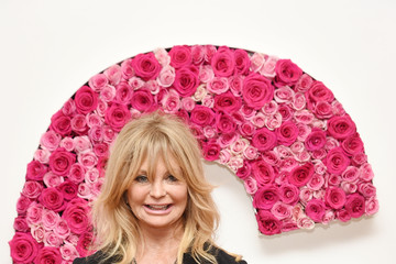 Goldie Hawn 2015 Glamour Women of the Year Awards - Backstage