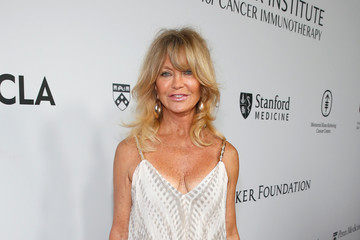 Goldie Hawn Sean Parker and The Parker Foundation Launch The Parker Institute for Cancer Immunotherapy - Gala