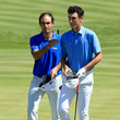Edoardo Molinari and Renato Paratore Photos