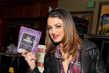"Golnesa ""GG"" Gharachedaghi KIIS FM's Jingle Ball 2014  Powered by LINE  -  Gifting Lounge"