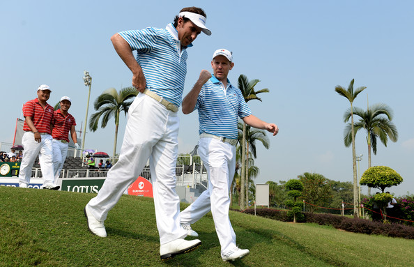 EurAsia Cup: Day 2 []