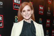 Sarah Rafferty attends the Good For A Laugh comedy fundraiser to support children affected by war at Largo At The Coronet on March 01, 2019 in Los Angeles, California.