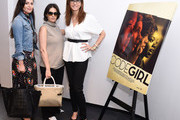 Founder and owner of Nasty Gal Sophia Amoruso, founder of Violet Grey Cassandra Grey and president and CEO of Full Picture Desiree Gruber attend the Google Made With Code x CODEGIRL Lunch At NeueHouse LA on November 3, 2015 in Los Angeles, California.