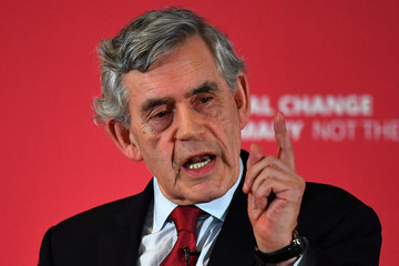 Gordon Brown European Best Pictures Of The Day - May 20, 2019
