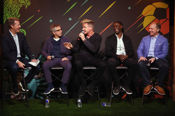 Gordon Ramsay 'PHENOMS' 2018 Soccer Documentary Mini-Series Launch Event At The FOX Sports House At SXSW
