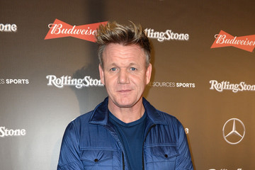 Gordon Ramsay Rolling Stone Live: Houston Presented by Budweiser and Mercedes-Benz. Produced in Partnership With Talent Resources Sports. - Arrivals