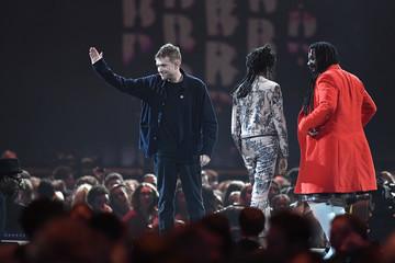 Gorillaz The BRIT Awards 2018 - Show