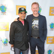 Gotham Chopra Geeks For Peace, A Private Party to Benefit Kids For Peace Hosted By Morgan Spurlock - Comic-Con International 2015