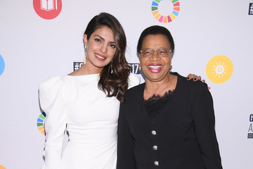 Graca Machel Goalkeepers: The Global Goals Awards 2017