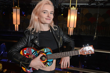Grace Chatto Art on a Ukulele Concert at the Jazz Cafe