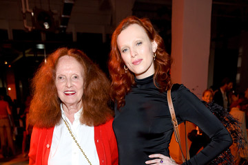 Grace Coddington Proenza Schouler - Front Row - September 2019 - New York Fashion Week: The Shows