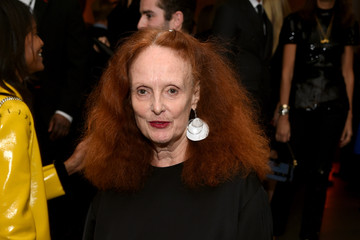 Grace Coddington Inside the 'Innovator of the Year' Awards — Part 2
