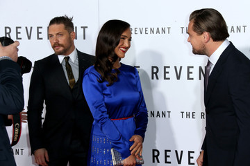 Grace Dove Premiere of 20th Century Fox and Regency Enterprises' 'The Revenant' - Arrivals